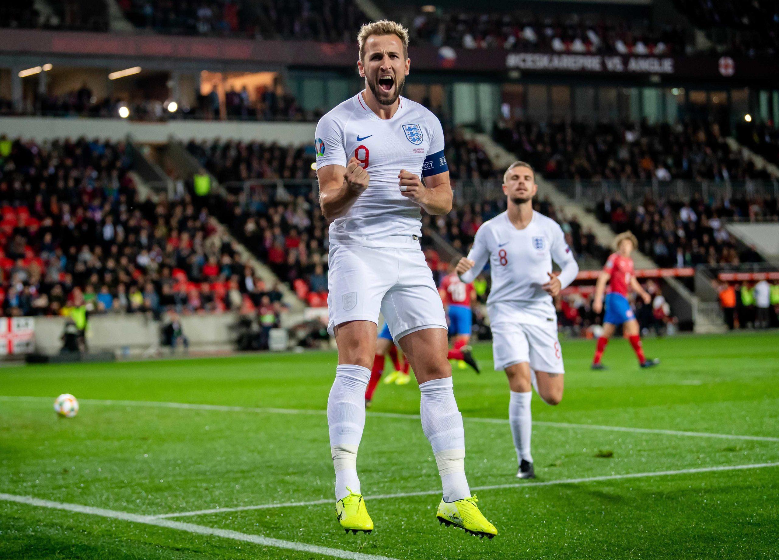 Harry Kane Siap Menjuara Inggris di Euro 2020